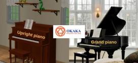 Nên mua đàn upright piano hay grand piano?