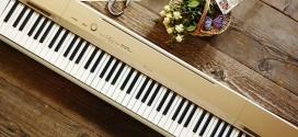 Nhạc công Phil O'Keefe đánh giá đàn piano điện Casio PX-160