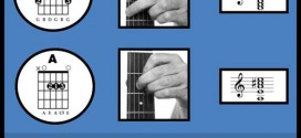 [Infographic] Các hợp âm guitar cho người mới bắt đầu