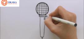 Tổng hợp các video hướng dẫn cách vẽ micro đơn giản