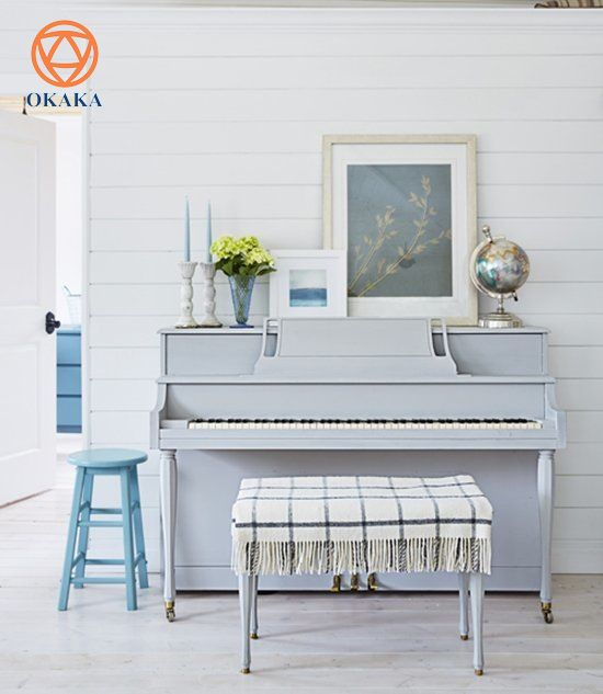 Vân vân và mây mây, nhưng hãy tin OKAKA, bạn hoàn toàn có thể có thể tân trang áo mới cho cây đàn piano secondhand ở nhà chỉ với vài bước tự sơn đàn piano cũ sau đây.