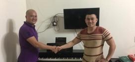 OKAKA giao đàn piano điện Yamaha YDP-163 cho chị Thư ở quận 7