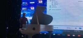 OKAKA cho thuê đàn piano cơ grand phục vụ sự kiện Kỷ niệm 25 Toàn Thắng