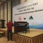 Chiều hôm nay, OKAKA đã đến giao đàn piano điện cho khách thuê phục vụ sự kiện kỷ niệm 3 năm ký kết quan hệ hữu nghị giữa TPHCM và TP Daegu (Hàn Quốc).
