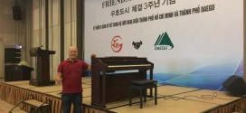 OKAKA cho thuê đàn piano điện phục vụ sự kiện tại Hotel Nikko Saigon