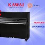 Thật lạ quá! Trong khi các cửa hàng rần rần PR, chạy quảng cáo Facebook, Google Adwords để bán đàn piano Kawai ND-21 thì sao OKAKA Music lại bảo bạn đừng mua đàn piano Kawai ND-21 nhỉ?
